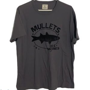 Tailgate Clothing Co. Mullets T-shirt